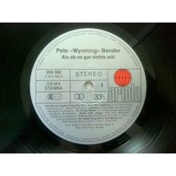 Pete Wyoming Bender – албум Als Ob Es Gar Nichts Wär
