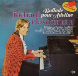 Richard Clayderman – албум Ballade Pour Adeline