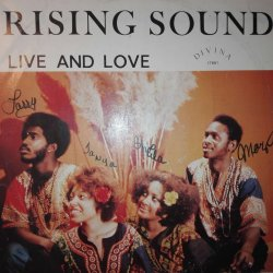 Rising Sound ‎– албум Live And Love