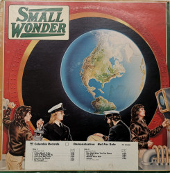 Small Wonder – албум Small Wonder