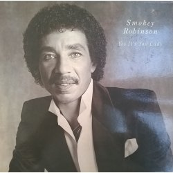 Smokey Robinson ‎– албум Yes It's You Lady