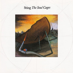 Sting – албум The Soul Cages (CD)