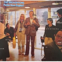 The Broughtons – албум Parlez-Vous English?