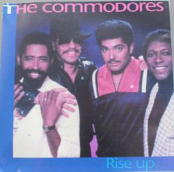 The Commodores – албум Rise Up (CD)