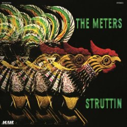 The Meters ‎– албум Struttin'