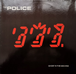 The Police – албум Ghost In The Machine