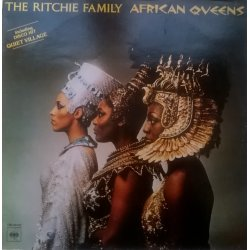 The Ritchie Family ‎– албум African Queens