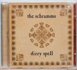 The Schramms – албум Dizzy Spell (CD)