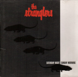 The Stranglers ‎– албум Saturday Night Sunday Morning (Ally Pally 1.8.1990) (CD)