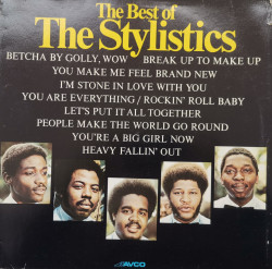 The Stylistics – албум The Best Of The Stylistics