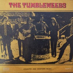 The Tumbleweeds ‎– албум Country And Western Music