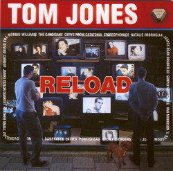 Tom Jones – албум Reload (CD)