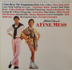 Various ‎– албум A Fine Mess (Original Motion Picture Soundtrack)