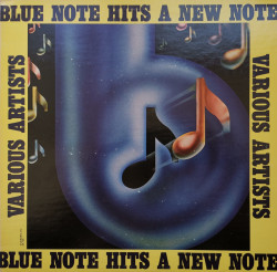 Various ‎– албум Blue Note Hits A New Note