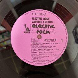 Various – албум Electric Rock (Idee 2000)