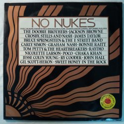 Various ‎– албум No Nukes - From The Muse Concerts For A Non-Nuclear Future - Madison Square Garden - September 19-23, 1979