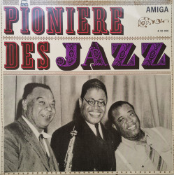 Various – албум Pioniere Des Jazz