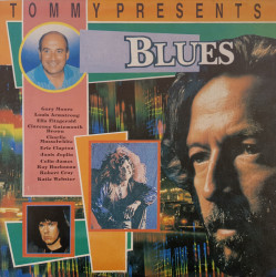 Various ‎– албум Tommy Presents Blues