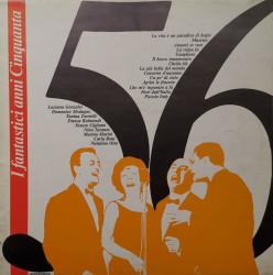 Various – албум I Fantastici Anni Cinquanta - 1956