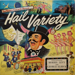 "Various – The Variety Club Of Gt. Britain Presents ""Hail Variety"""