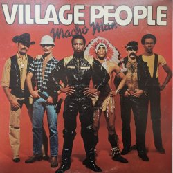 Village People ‎– албум Macho Man