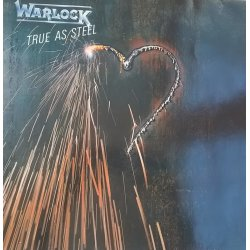 Warlock ‎– албум True As Steel