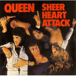 Queen ‎– албум Sheer Heart Attack