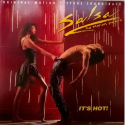 Various ‎– албум Salsa The Motion Picture (Original Motion Picture Soundtrack) It's Hot!