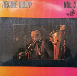 Archie Shepp – албум Volume 3