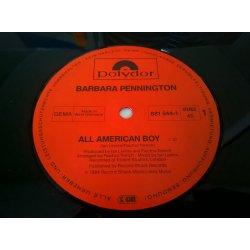 Barbara Pennington – сингъл All American Boy