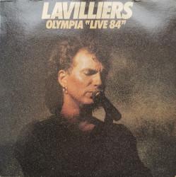 "Bernard Lavilliers – албум Olympia ""Live 84"""