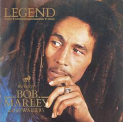 Bob Marley & The Wailers – албум Legend The Best Of Bob Marley & The Wailers (CD)