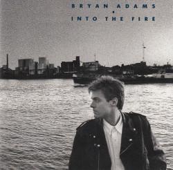 Bryan Adams – албум Into The Fire (CD)