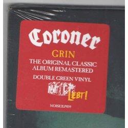 Coroner – албум Grin