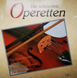Die Schönsten Operetten (CD)
