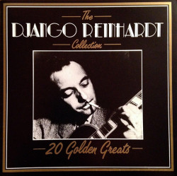 Django Reinhardt ‎– албум 20 Golden Greats (CD)