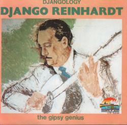 Django Reinhardt – албум Djangology - The Gypsy Genius (CD)