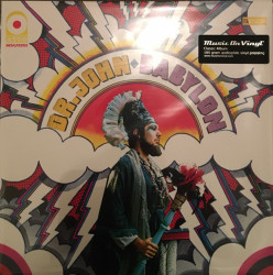 Dr. John – албум Babylon