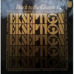 Ekseption ‎– албум Back To The Classics