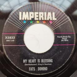 Fats Domino – сингъл My Real Name / My Heart Is Bleeding