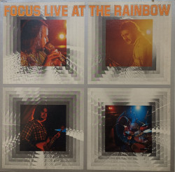 Focus – албум Live At The Rainbow