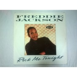 Freddie Jackson ‎– сингъл Rock Me Tonight (For Old Times Sake)