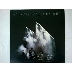 Genesis ‎– албум Seconds Out