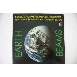 George Adams / Don Pullen Quartet ‎– албум Earth Beams
