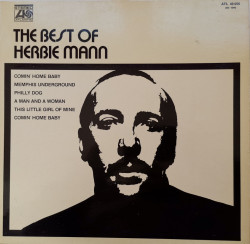 Herbie Mann ‎– албум The Best Of Herbie Mann