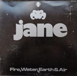 Jane – албум Fire, Water, Earth & Air