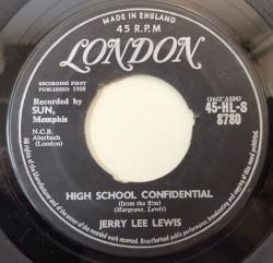 Jerry Lee Lewis – сингъл High School Confidential