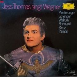 Jess Thomas, Richard Wagner – албум Jess Thomas Singt Wagner - Meistersinger - Lohengrin