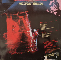 Jo Jo Zep and the Falcons – албум Takin' The Wraps Off