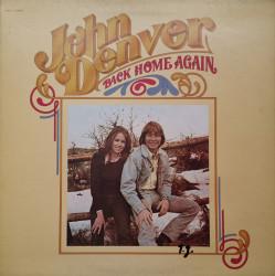 John Denver – албум Back Home Again
